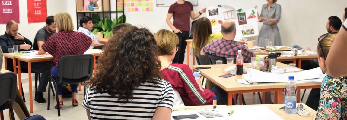 Како до лесна имплементација на Design Thinking во компанијата.